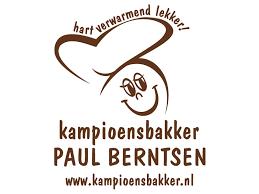 Kampioensbakker Paul Berntsen